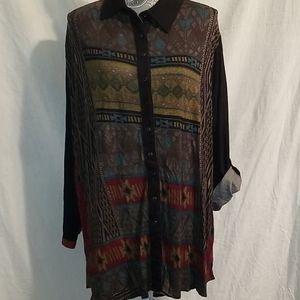 Parsley&sage plus size tunic.